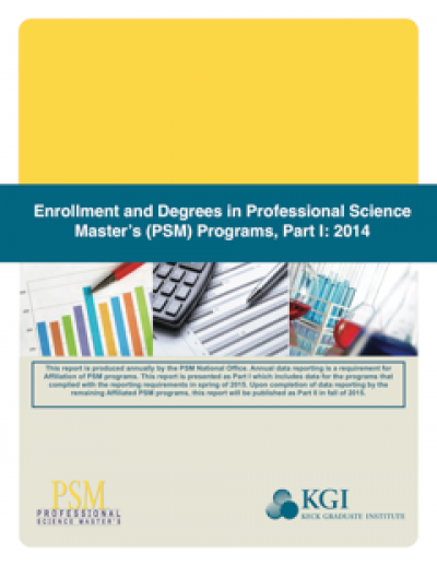 Enrollment and degrees cover
